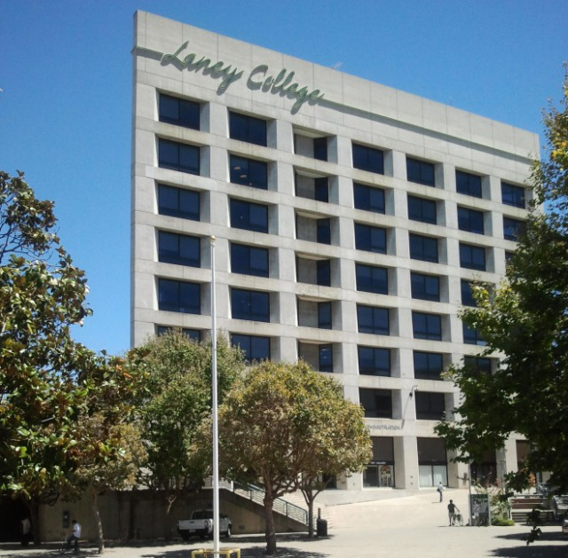 Laney College (Courtesy Oakland Local)