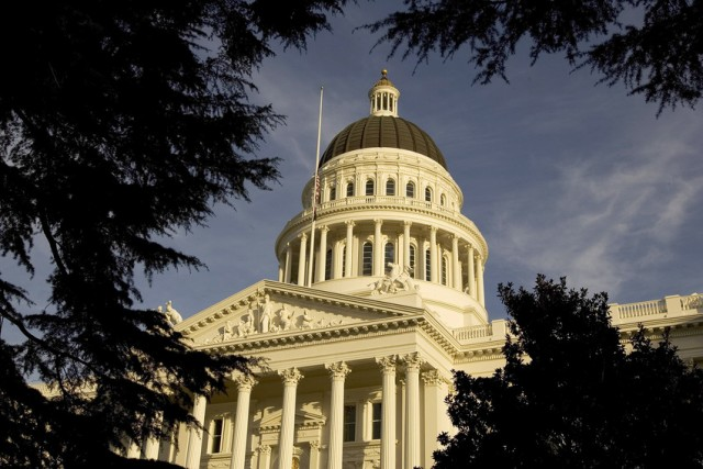 State Capitol, Sacramento (David Paul Morris/Getty Images).