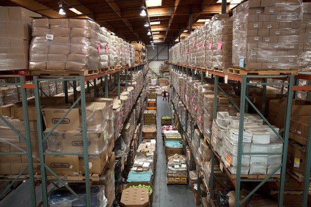 Food Bank, SF-Marin Food Bank