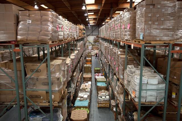 Food Bank, SF-Marin Food Bank