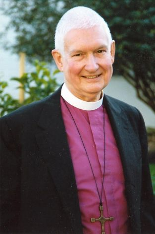 The Rev. Otis Charles.