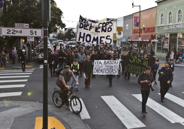 gentrification protest2