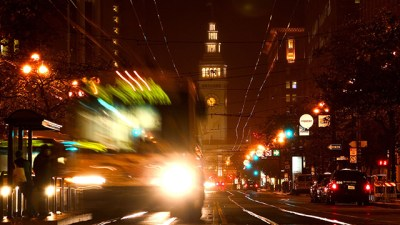 Muni riders push for better late night transit options. (Thomas Hawk)
