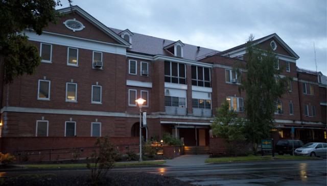 In the decade after 9/11, the U.S. Department of Veterans Affairs paid more than $200 million to nearly 1,000 families in wrongful death cases, including eight deaths that occurred at this VA hospital in Roseburg, Oregon. (Adithya Sambamurthy/CIR)