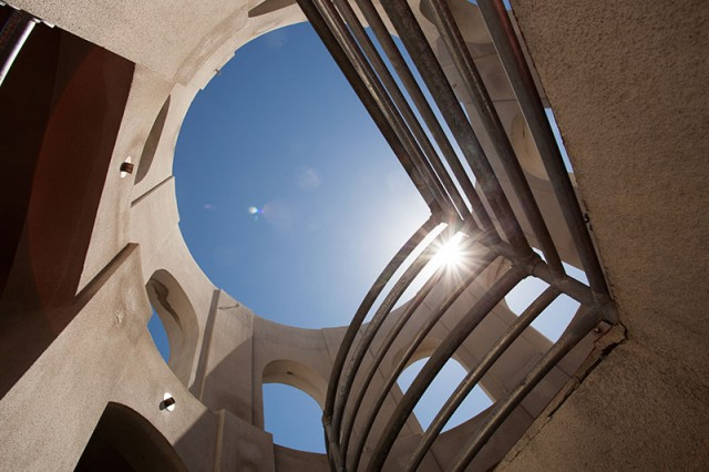 Coit Tower reopened on May 14, after a six-month renovation (Mark Andrew Boyer / KQED)