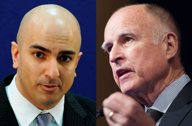 Republican Neel Kashkari will debate Gov. Jerry Brown on Sept. 4.