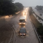 Powerful Storm Swamps Bay Area