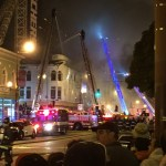 One Dead, Four Injured in Four-Alarm Mission District Fire