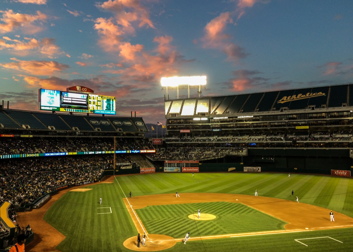 Supreme Court Rejects San Jose's Bid to Get Oakland A's to Move