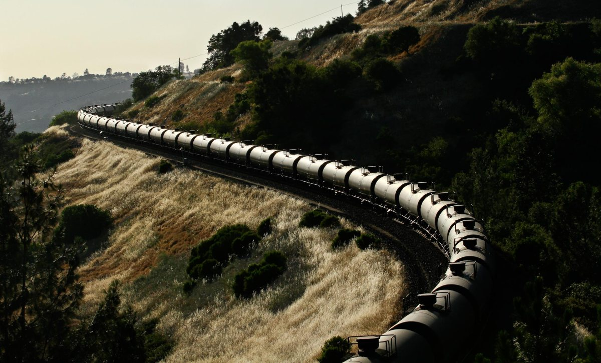 Oil Trains Face Tough Haul in California
