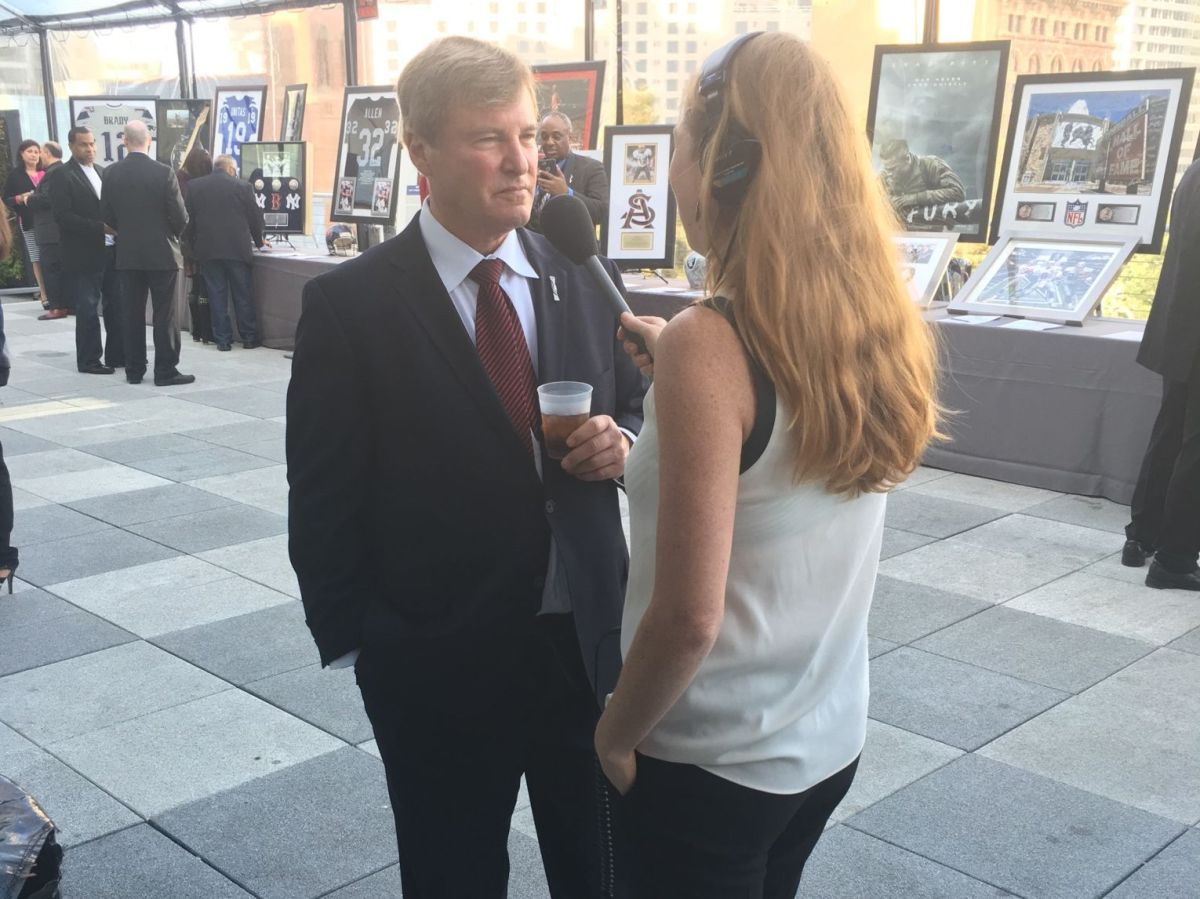 After A Long Fall, 'Super Agent' Leigh Steinberg Is Back