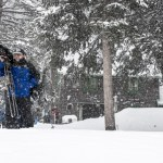Good News! Sierra Snowpack Is Above Average