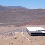 Inside Tesla's Mysterious Desert Battery Factory