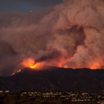 Climate Change Signs Seen in California Wildfires