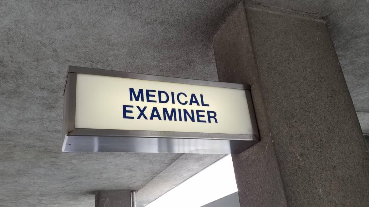 San Joaquin County Should Install Independent Medical Examiner - medical examiner job description