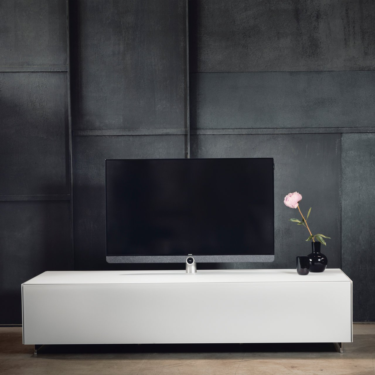 Spectral Tv Möbel Spectral Tv Unit | Tailor-made For Loewe Products | Loewe
