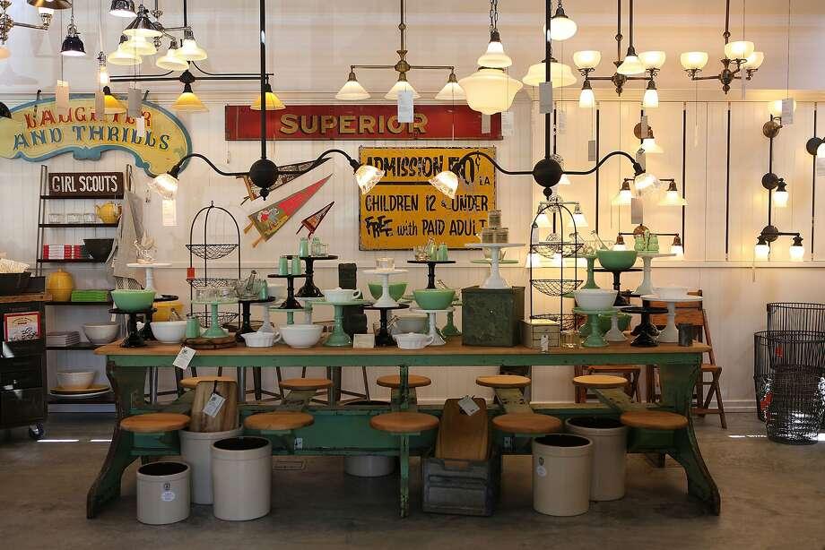 West Berkeley home decor, furniture stores - SFGate - home design store