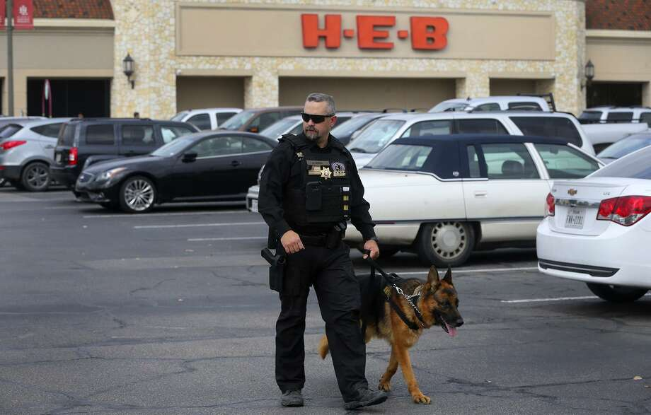 The Security Store Houston Canine Security Patrols Coming To 7 H-e-b Stores In San