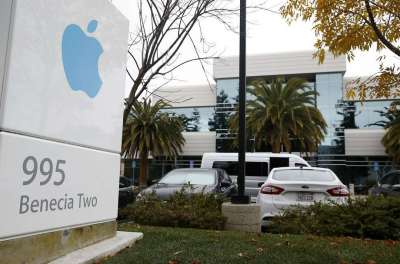 Inside Apple's massive Bay Area expansion - San Francisco Chronicle
