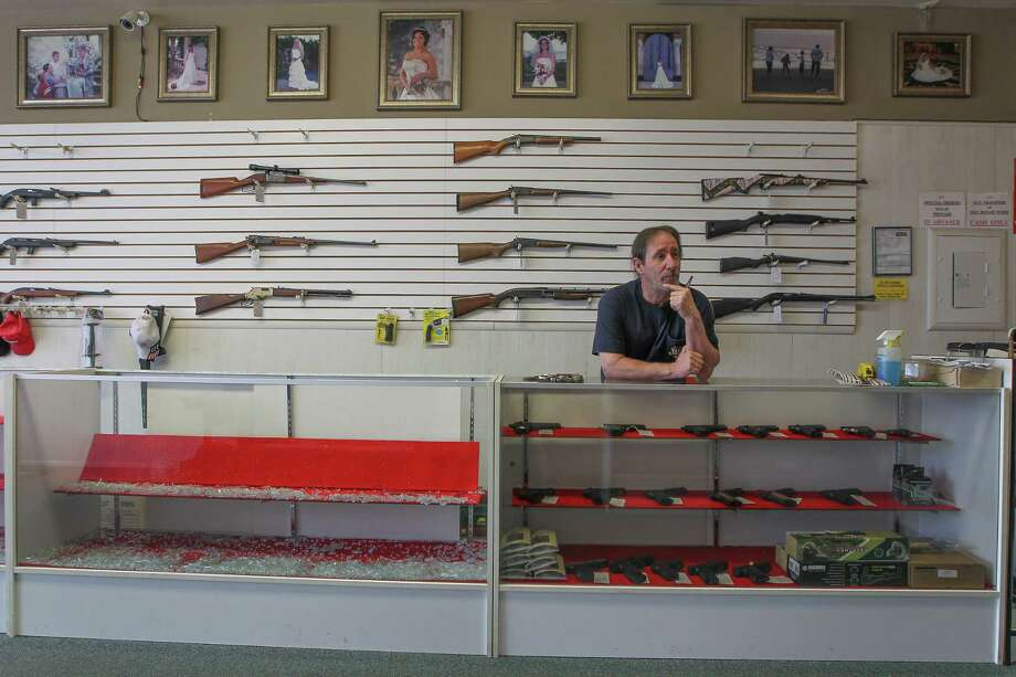 The Security Store Houston Rise In Burglaries Has Gun Stores Increasing Security