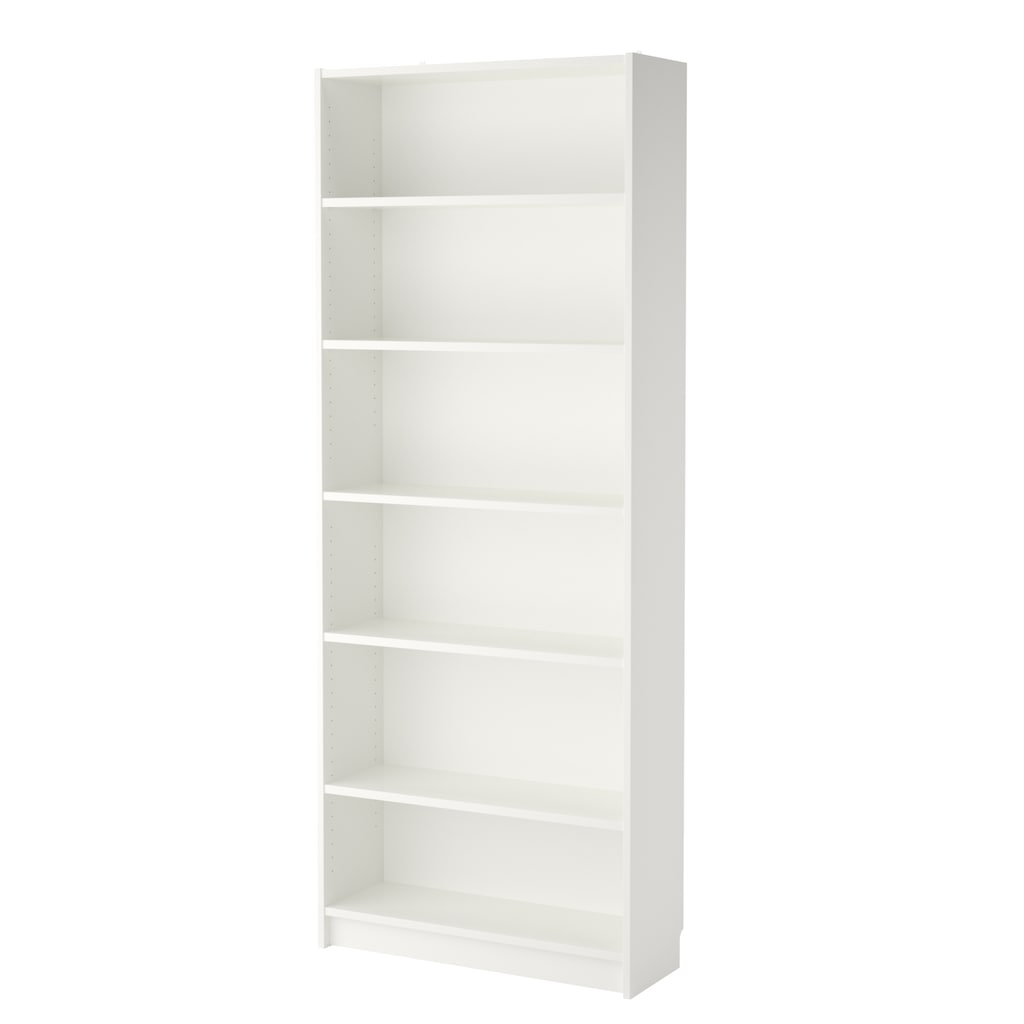 Ikea Regal Cd Dvd Bookcase Billy White