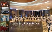 Elegant Chair Solutions, Wedding Event Rentals ...