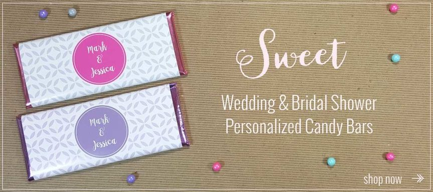 Candy Wrapper Store - Favors  Gifts - Shelton, WA - WeddingWire