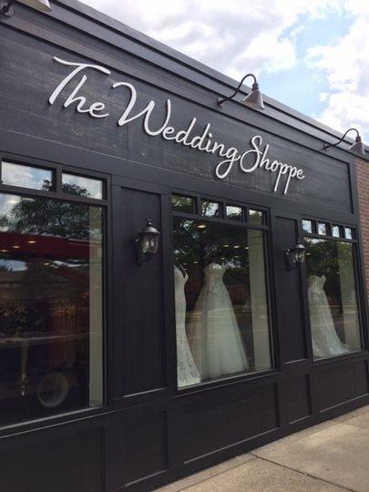 The Wedding Shoppe - Dress  Attire - Berkley, MI - WeddingWire