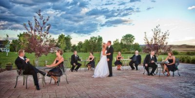 Chancey's Event Center - Billings, MT Wedding Venue