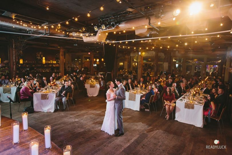 City Winery Wedding - Wedding Photography