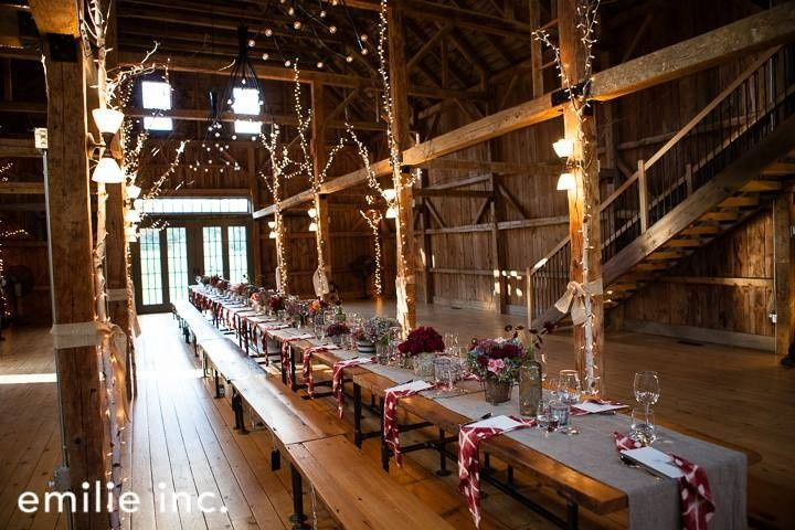 The Wedding Barns Of Maine Venue Buxton Me Weddingwire