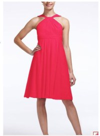 Punch colored dresses - Best dresses collection