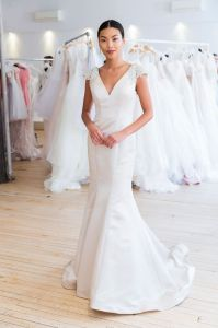 All the Wedding Dress Necklines You Need to Know - WeddingWire