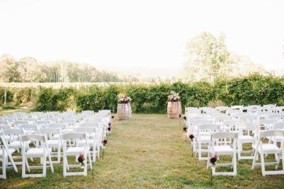 16 Stunning Outdoor Wedding Venues in Connecticut ...