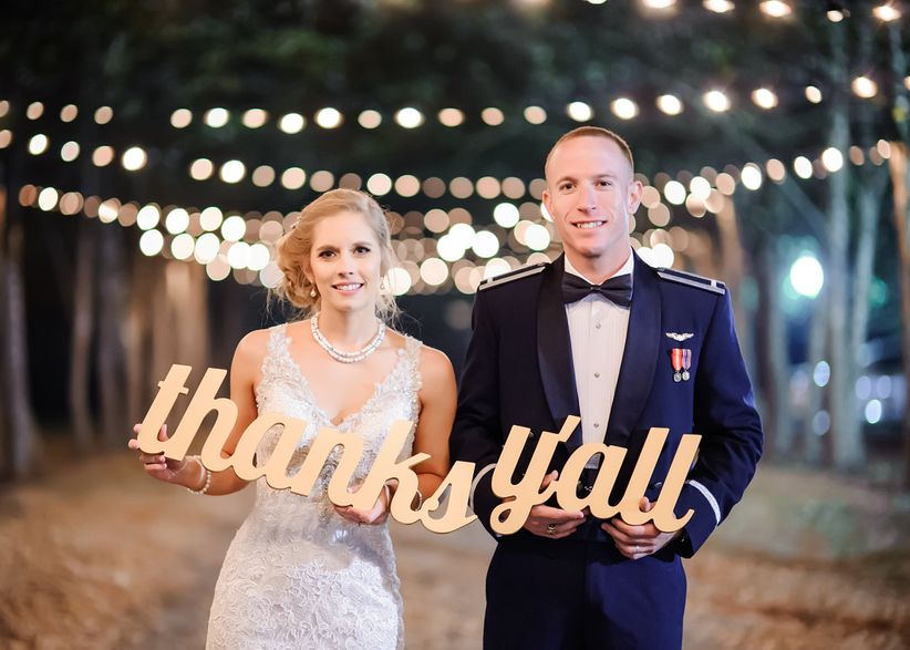 These Wedding Thank-You Note Templates Are Legit Essential - WeddingWire