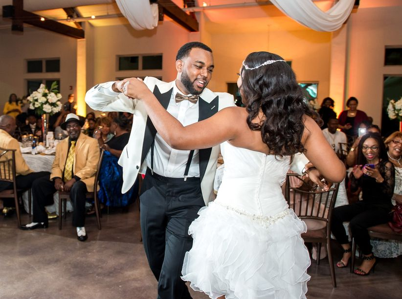 The 5 Must-Follow Wedding Music Rules for 2018 - WeddingWire - wedding music for reception