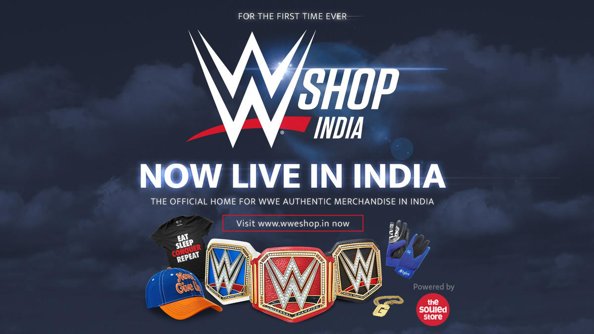 Wwe Sasha Banks Official Merchandise Wweshop Wweshop In To Launch Same Day As Wrestlemania Broadcasts In India