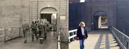 Footsteps of British Airmen at Loevenstein