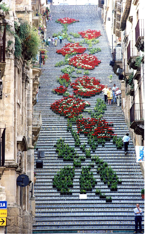 9 Street Art Stairs Around The World Wild Arrow