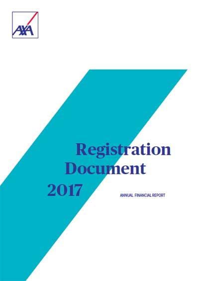 2017 Annual Report AXA