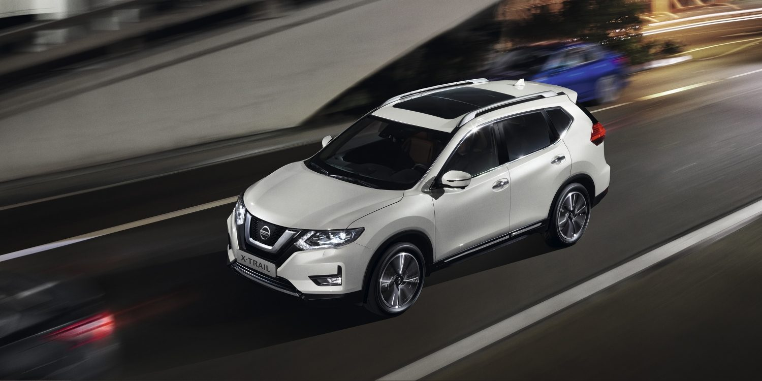 Interieur X Trail 2018 Nissan X Trail Design Exterior Interior Design