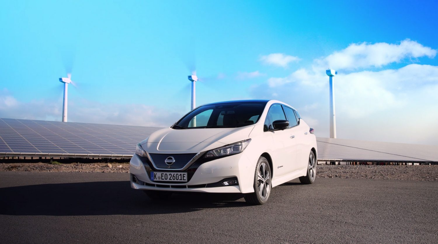 Electric Cars Range Nissan Electric Vehicles Electric Cars And Vans