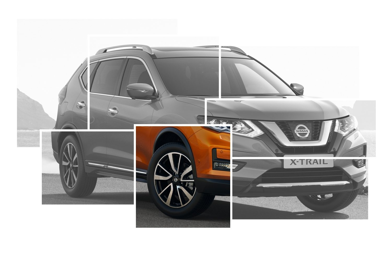 Nissan 7 Seater Cars X Trail Design Features A 4x4 Suv 5 Or 7 Seater Car