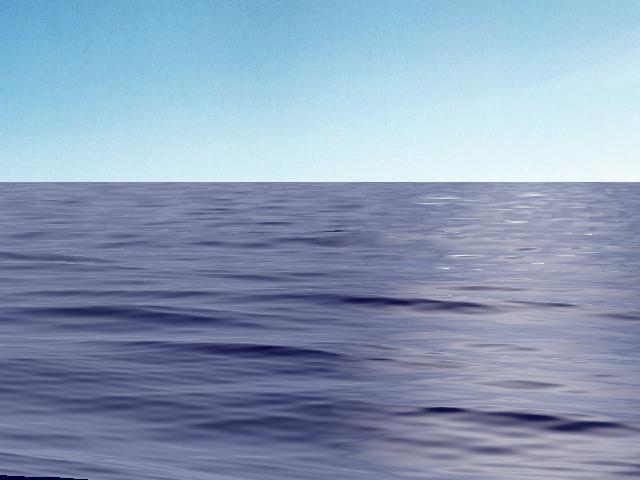 Interactive Animation of Ocean Waves