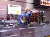 The Mines of Moria LEGO set - The Cave Troll and Legolas