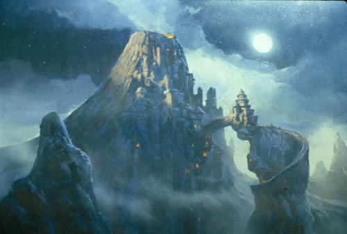 Temple Quotes Wallpaper Pc Hd Ralph Bakshi Remembers Thomas Kinkade Hobbit Movie News
