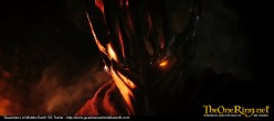 Guardians Of Middle Earth Video Game, E3 2012_Witchking-imp