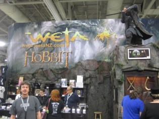 Dave Tremont, Weta, Salt Lake Comic Con