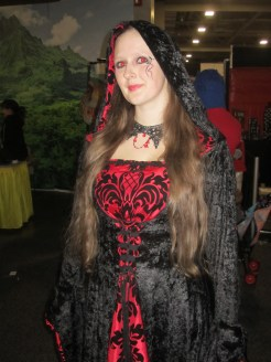 Sorceress costume at SLCC 2013