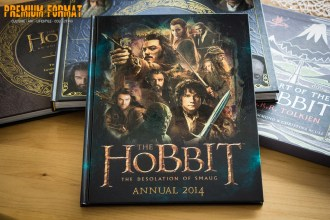 The Desolation of Smaug Annual 2014